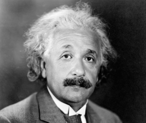Einstein, Albert (Ulma, 14th march 1879 – Princeton, 18th april 1955)