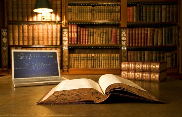 dotQuantum.io | Library Menu