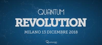 dotQuantum.io Evento Quantum Revolution @Milano