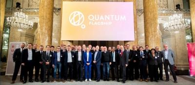Quantum Flagship Kickoff: EU invests €1 billion in quantum technologies