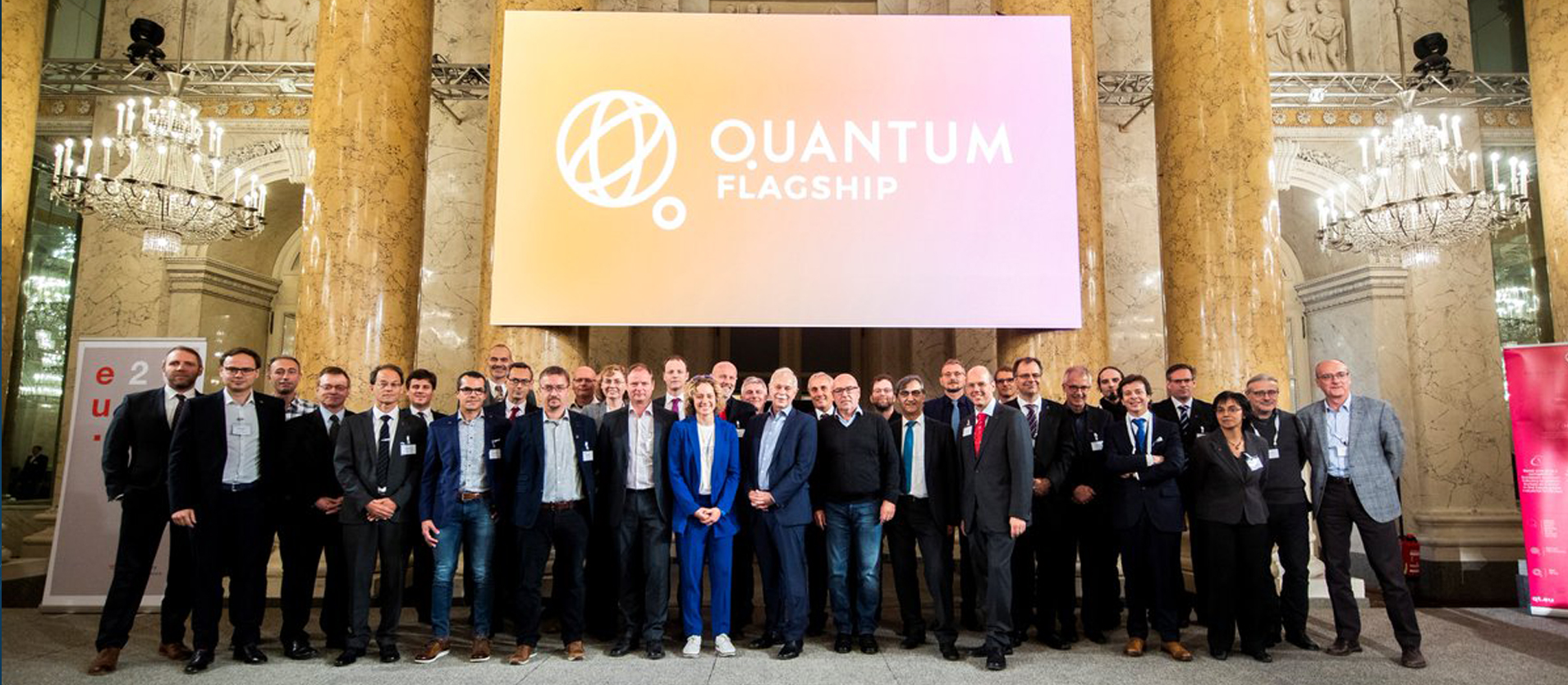 Quantum Flagship Kickoff: EU invests €1 billion in quantum technologies