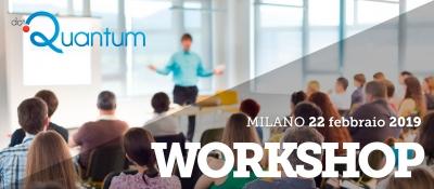 dotQuantum.io Workshop @Milano