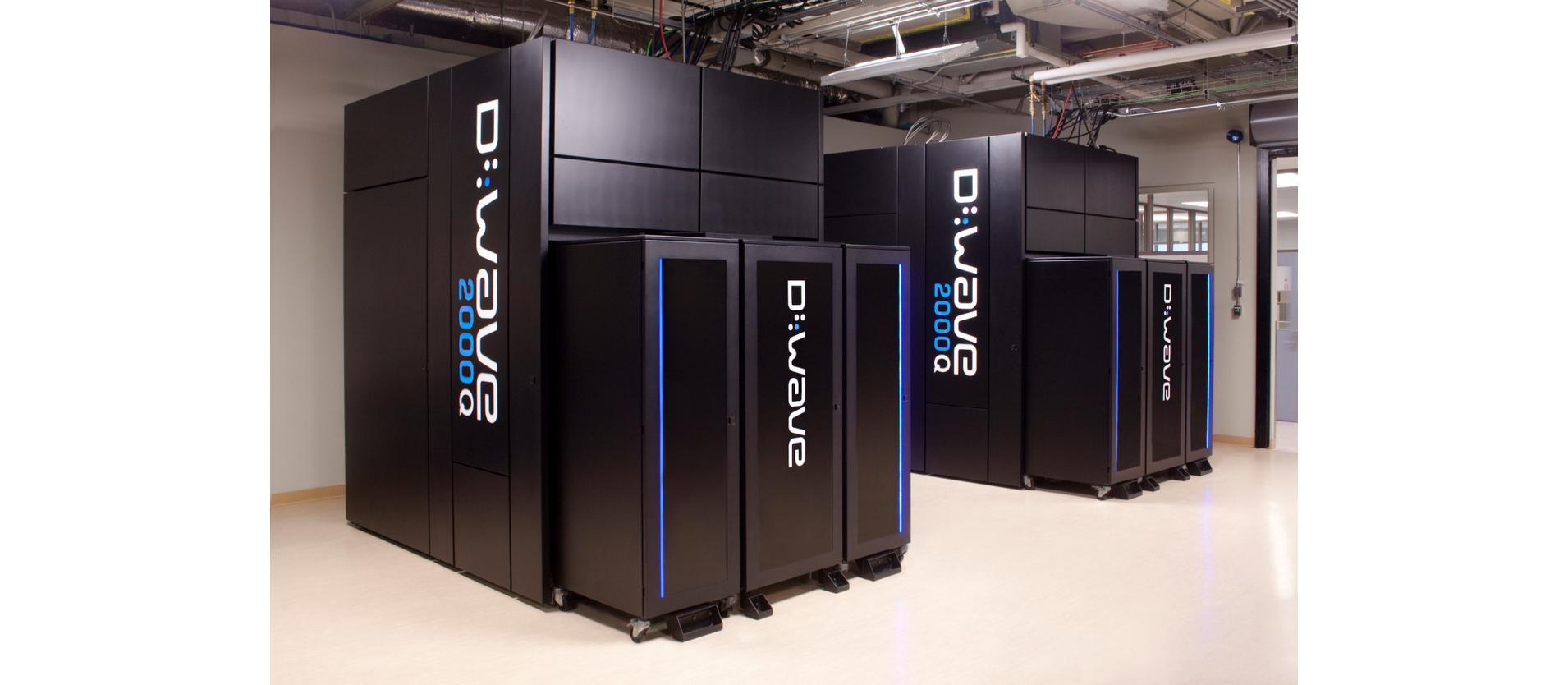 D-Wave e new quantum computing