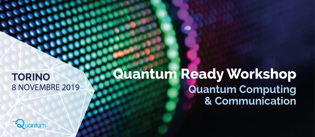 Quantum Reasy Workshop - Torino